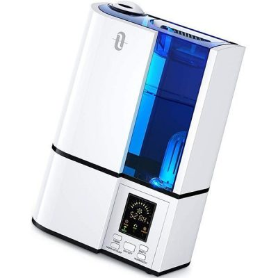 taotronics cool mist humidifier, 4l ultrasonic humidifiers - best humidifier for baby