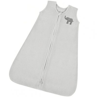 tillyou all season micro-fleece baby sleep bag and sack with inverted zipper - best baby sleep sacks