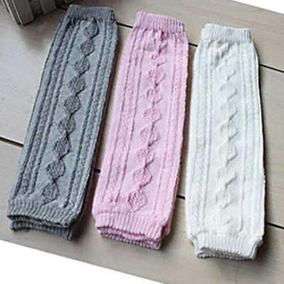 toptim baby knitted leg warmers - best baby leg warmers