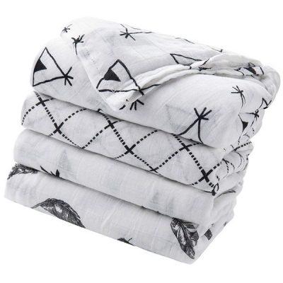 upsimples baby swaddle blanket unisex - best baby swaddle blankets