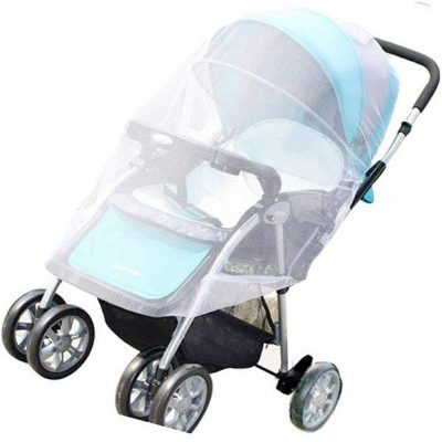 v-fyee mosquito and bug net for baby strollers infant carriers car seats cradles - best baby mosquito net