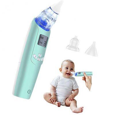 watolt baby nasal aspirator – electric nose suction for baby - best baby nasal aspirator