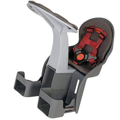 weeride kangaroo child bike seat - best infant bicycle carriers